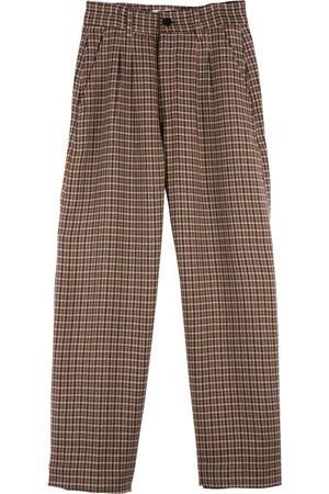 Mii Checked Trouser