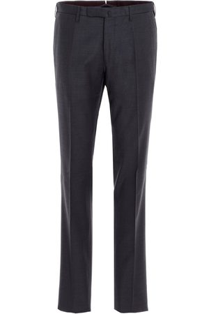 Incotex MEN'S 1T00301393T910 WOOL PANTS