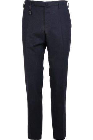 Incotex MEN'S 1T00301721T825 WOOL PANTS