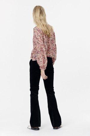 Munthe Women Jeans - Heartbreak Cord Bootleg Trouser