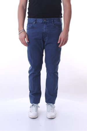 Incotex Trousers Regular Men Light
