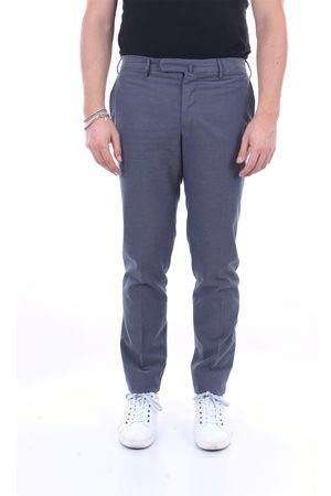 Incotex Jeans - Trousers with micro designs