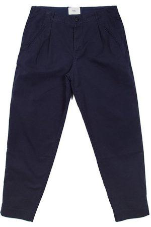FOLK CLOTHING Women Jeans - Folk Assembly Trousers in Navy
