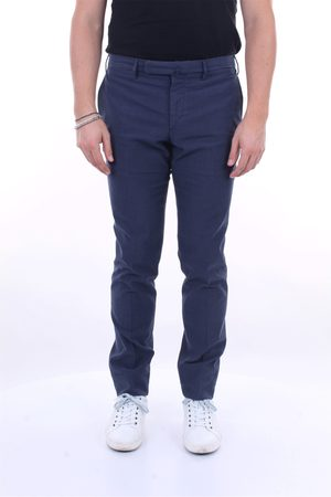 Incotex Trousers Regular Men Dark