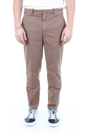 Neil Barrett Trousers Chino Men Kaki