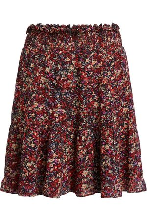 SET Women Printed Skirts - Set Miniskirt With Rocky Millefleurs Print