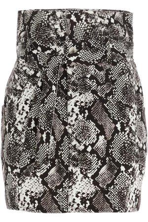 ATTICO Women Skirts - WOMEN'S 202WCS12EL001084 MULTICOLOR SKIRT