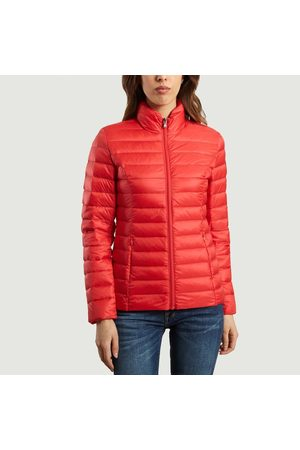 Jott Cha Padded Jacket Poppy Just Over The Top