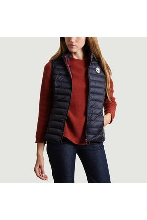 Jott Seda Quilted Vest Marine Just Over The Top