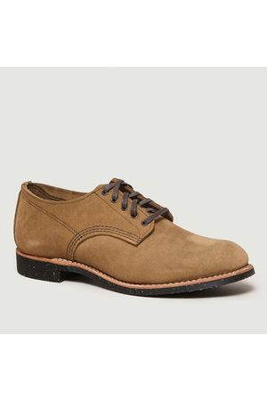 Red Wing 8043 Oxford Merchant Derbies Olive Mohave Shoes