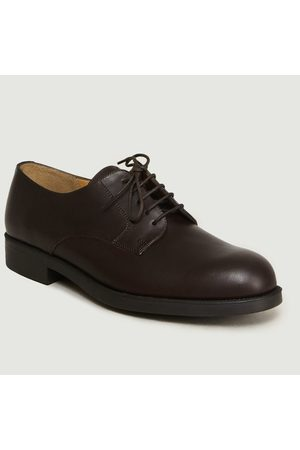 Kleman Pastani Derbies Burgundy