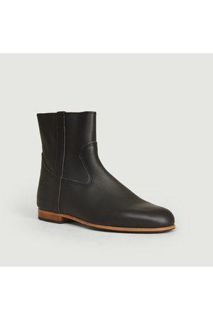 La Botte Gardiane Zipped Elie boots