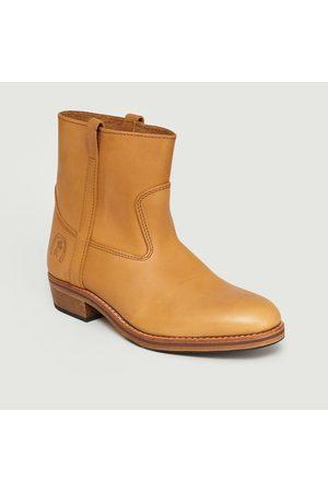La Botte Gardiane 1/3 Gardian Boots Naturel