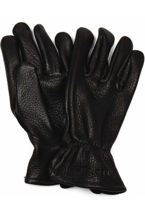 Red Wing 95232 Lined Buckskin Leather Gloves - Size: Medium, Col