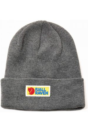 Fjällräven Men Beanies - Fjallraven Vardag Classic Beanie - Grey Heather Size: ONE SIZE, Colour
