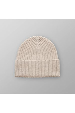 Eton Light Grey Wool Beanie A000319921200