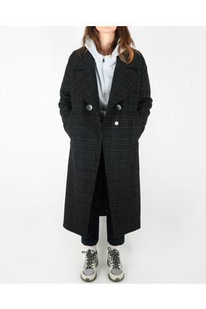 Libertine Libertine Women Coats - Chart Check Coat