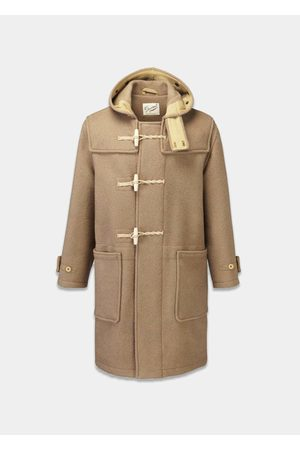 Gloverall Monty Duffle Coat - Camel