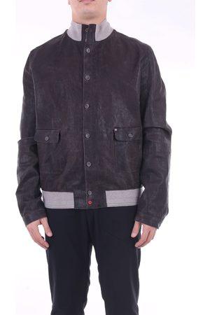 Still Us Dark leather jacket