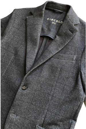 Circolo 1901 - Dark Check Fleece Blazer CN2807