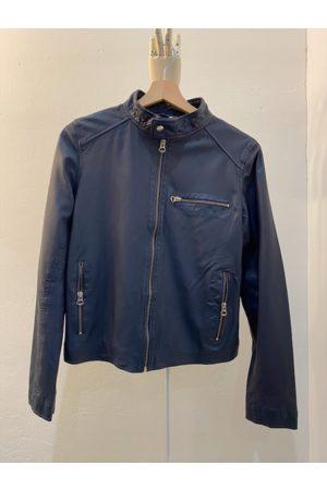 MDK / Munderingskompagniet Carli Thin Leather Jacket - Mood Indigo