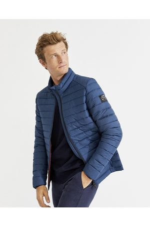 ECOALF Beret Quilted Jacket - Navy
