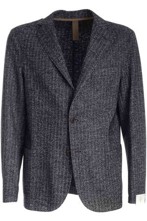 ELEVENTY Men's Jackets & Coats B70GIAA01TES0B115 11 BLU