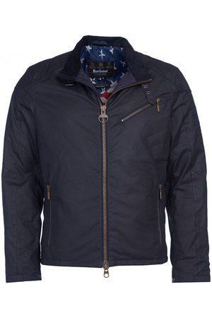 Barbour Placer Biker Wax Coat