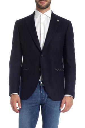 LUIGI BIANCHI MANTOVA Men's Jackets & Coats 92024 06