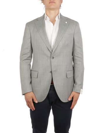 LUIGI BIANCHI MANTOVA Men's Jackets & Coats 2531 2406 02