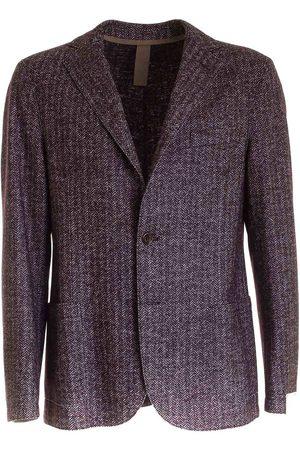 ELEVENTY Men's Jackets & Coats B70GIAA01TES0B115 10 BORDO