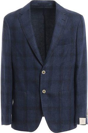 ELEVENTY Men's Jackets & Coats A70GIAA04TES0A046 11 BLU