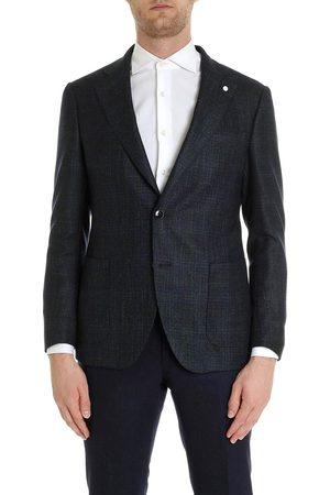 LUIGI BIANCHI MANTOVA Men's Jackets & Coats 92032 04