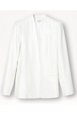By Malene Birger Women Blazers - NIVELLAH BLAZER SOFT WHITE