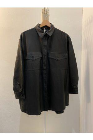 MDK / Munderingskompagniet Agnes Leather Shirt