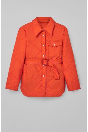 Loreak Mendian Niko Mandarin Padded Jacket