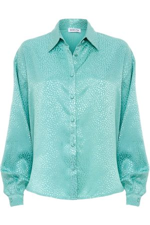 Paolita Mint Fonda Shirt
