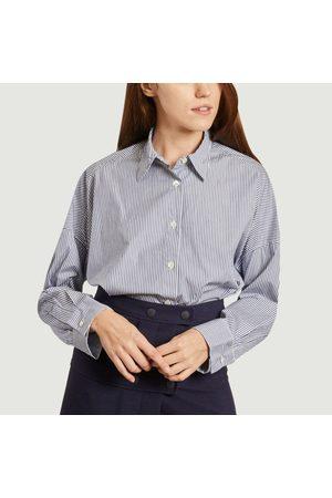 Loreak Mendian Ello Shirt B-NAVY