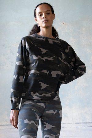 Ragdoll LA Ragdoll Vintage Sweatshirt Army Camo
