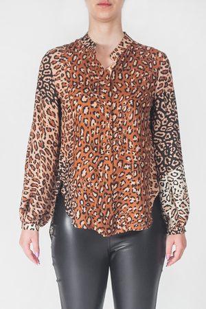 CLIPS Camicia leopardata
