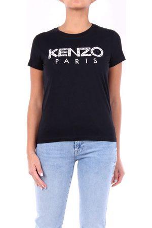 Kenzo WOMEN'S 2TS701990NERO COTTON T-SHIRT