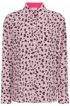 MERCY DELTA Goodwood Flower Leo Disco Shirt