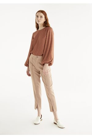 Paisie Hawley Cropped Trousers