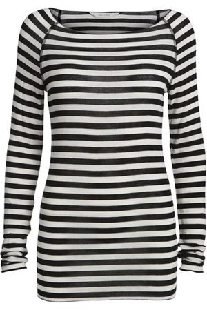 Gai and Lisva Gai + Lisva Amalie Medium Stripe Top - Off /Black
