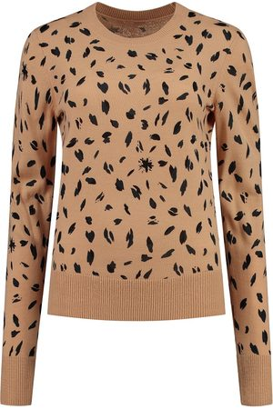 POM Amsterdam SP6367 Pullover - Leopard Sand