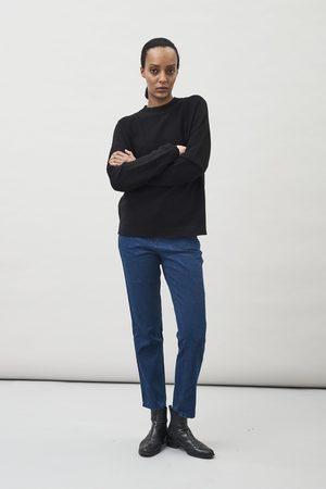 Maska Nela Garter Stitch Organic Cotton Sweater