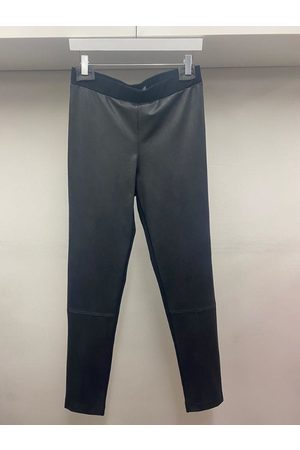D.EXTERIOR Vegan Leather Trousers 51792