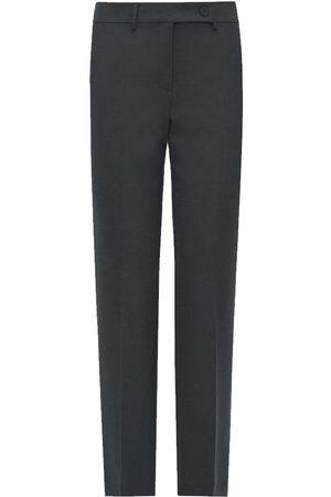 MARELLA Isba trousers, Colour:003 DGREEN
