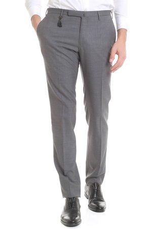 Incotex Men's Trousers 1AT0305855T 910GREY