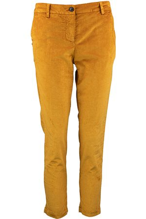 White Sand Andrei Pants - Curry